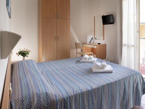 Hotel Mara - Hotel economici a Rimini sul mare - camera doppia