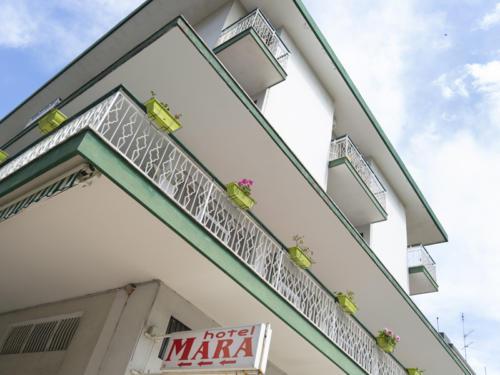 Hotel Mara - Hotel economici a Rimini sul mare - esterni