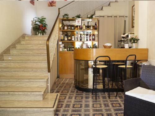 Hotel Mara - Hotel economici a Rimini sul mare - hall